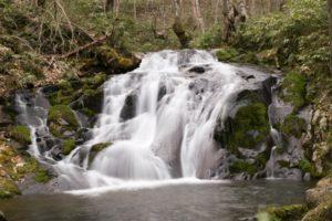 D3300で滝を撮影しました