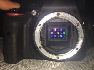 ISO感度はイメージセンサーの感度のこと