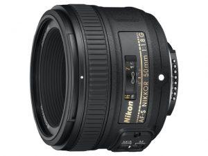 おすすめの単焦点レンズ50mm1.8G