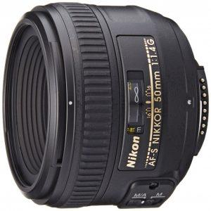 おすすめの単焦点レンズ50mmF1.4