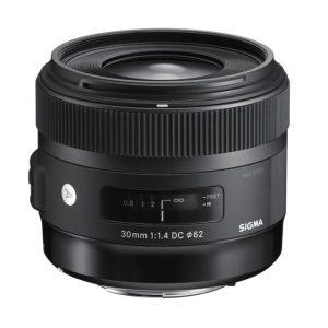 おすすめの単焦点30mmF1.4
