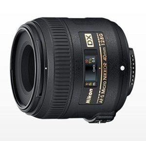ニコンのおすすめの単焦点レンズ40mmf2.8