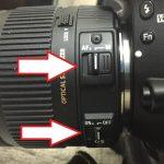 夜景の撮影レンズ設定
