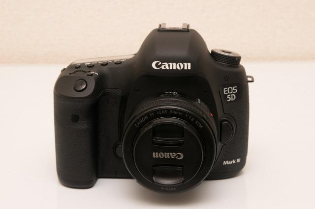 EF50mmF1.8の写真