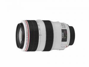 キャノン望遠レンズ EF70-300mm F4-5.6L IS USMの写真