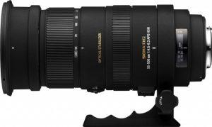APO 50-500mm F4.5-6.3 DG OS HSMの写真