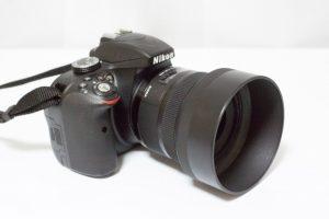Singma 30mm F1.4 DC HSM Artレンズフード