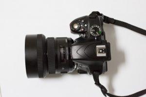 Singma 30mm F1.4 DC HSM Art