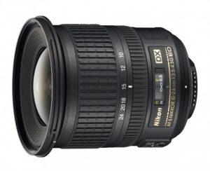 AF-S DX NIKKOR 10-24mm f/3.5-4.5G EDの写真