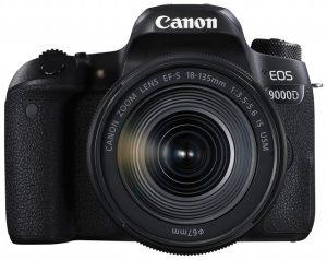 キャノンオススメの一眼レフカメラ9000D