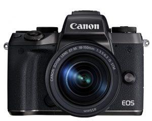 キャノンオススメの一眼レフカメラM5
