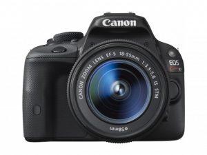 キャノンオススメの一眼レフカメラX7