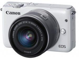 キャノンオススメの一眼レフカメラM10