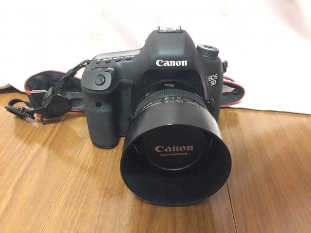 EF50mmF1.4の写真