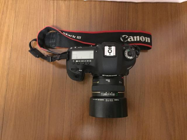 EF16-35mm F2.8L III USM + EF50mm F1.4 USM