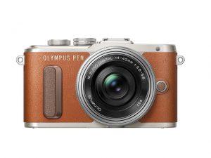 E-PL8の正面写真