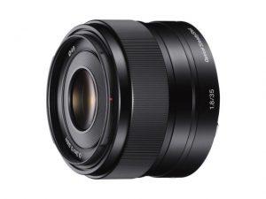 E 35mm F1.8 OSSの写真