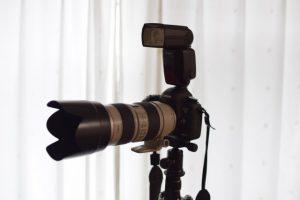 KF-TM2324にカメラを載せたが安定している