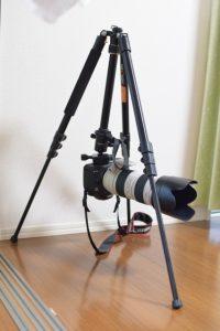 KF-TM2324はローアングル撮影にも対応