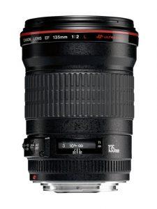 EF135mmF2LUSMの外観の確認画像です。