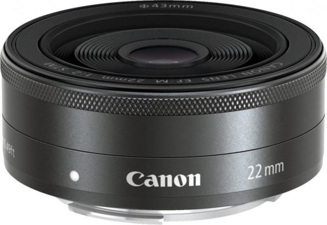 単焦点レンズ EF-M22mm F2 STM