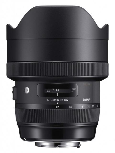 【超広角レンズ】 Art 12-24mm F4【フルサイズ対応】