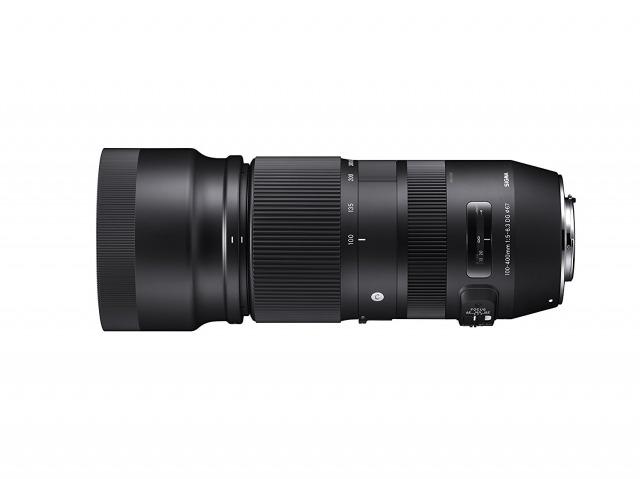 【望遠レンズ】Contemporary 100-400mm F5-6.3 DG OS HSM【フルサイズ対応】