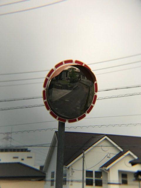 スマホ用望遠レンズ【knguvth製品】を撮った写真