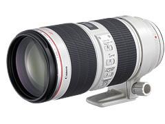 【大三元レンズ望遠】EF70-200mm F2.8L IS II USM