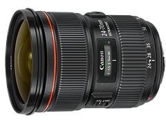 【大三元レンズ標準】EF24-70mm F2.8L II USM