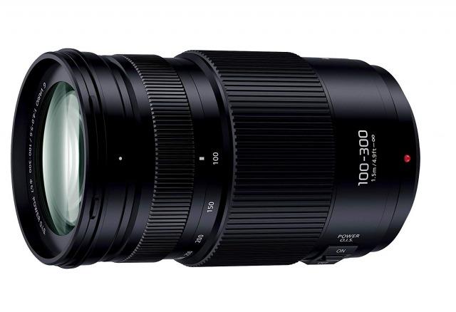 G VARIO 100-300mm/F4.0-5.6 II /POWER O.I.S. 【望遠レンズ】