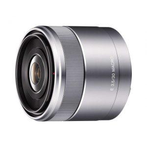 【単焦点レンズ&マクロ機能付き】E 30mm F3.5 Macro