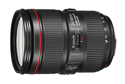 EF24-105mm F4L IS II USMとの比較