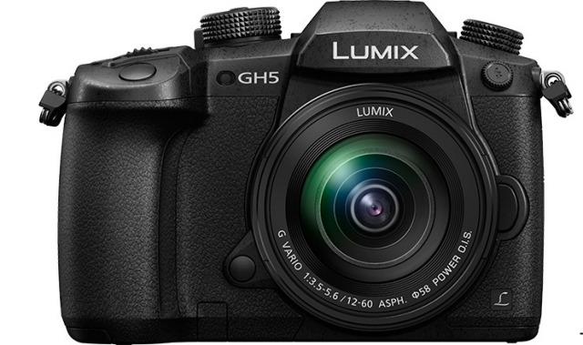 LUMIXのGH5シリーズがおすすめ