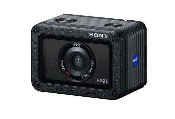 デジタルスチルカメラ RX0 II