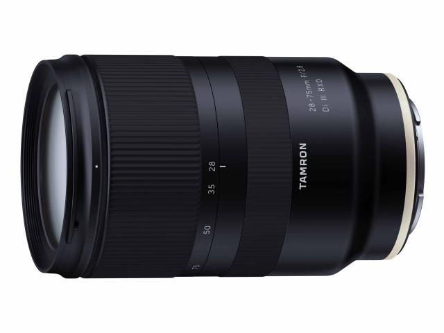 28-75mm F/2.8 Di III RXD【ソニーフルサイズ】