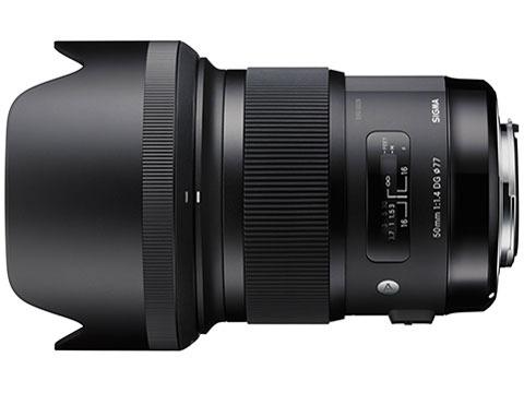 "50mm F1.4 DG HSM ""ART"""