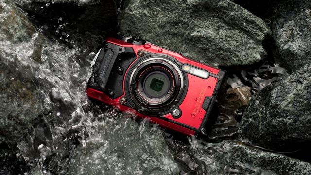 防水カメラ Tough TG-6の全体画像